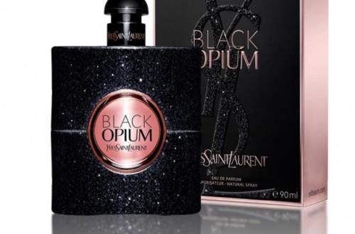 Zestaw Black Opium i Rouge Pur Couture od Yves Saint Laurent na Dzień Matki.