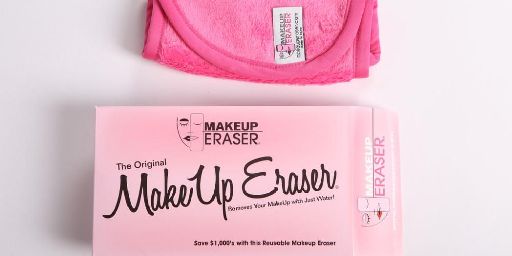Demakijaż dla leniuszków. Ręcznik Makeup Eraser.