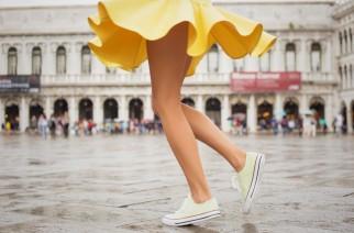 Krok ku pięknym nogom na wiosnę – jak o nie zadbać?