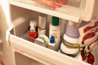 5 produktów kosmetycznych, które należy trzymać w lodówce!