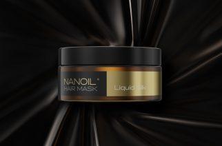 Hit! Jedwab do włosów w masce! Wypróbuj Liquid Silk Hair Mask od Nanoil